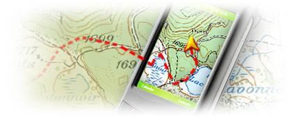 Geolives mobile carte gps 3